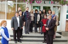 """Şcoala Nr. 8 Dorohoi gazda reuniunii în cadrul proiectului Comenius """"Roads to the Roots"""""""