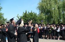 """[FOTO] """"Regina Maria"""" și-a numărat absolvenții"""