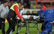 Moment șocant în timpul meciului Dinamo - Viitorul Constanța. Un fotbalist de 26 ani a murit pe teren