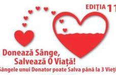 A XI-a ediţie a campaniei Donează sânge! Salvează o viaţă! – Acţiune comună a Patriarhiei Române şi Jandarmeriei Române