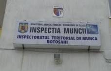 Accident de muncă cercetat de ITM Botoșani
