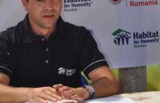 "[VIDEO] Habitat For Humanity, Mihai Grigorean: ""Dincolo de aceste case se ascunde un efort extraordinar"""