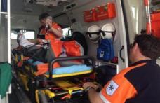 Accident de muncă la o societate din Botosani. Un angajat a ajuns la spital!