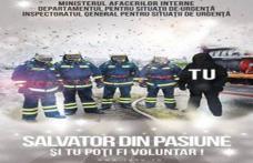 """Alege să fii voluntar! Vă aşteptăm alături de noi! 11 botoșăneni s-au înscris în proiectul """"Salvator din pasiune"""""""