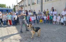 Poliţişti de frontieră pentru o zi - FOTO