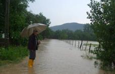 Cod portocaliu de inundații pentru județul Botoșani!