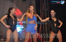 Recital incendiar susținut de Otilia Bilionera la Dorohoi – FOTO