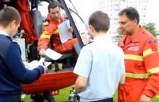 Veste șocantă! Asistentul care se afla în elicopterul SMURD prăbușit, era din Dorohoi!