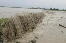 Avertizare hidrologică actualizată! Cod portocaliu şi galben pe râurile din judeţul Botoșani!