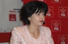 """Declarație de presă DOINA FEDEROVICI: """"Le mulțumim botoșănenilor că au participat astăzi la vot"""""""
