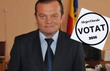 Dorin Alexandrescu a câștigat încă un mandat la Primaria Dorohoi