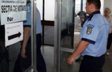 Peste 280 de poliţişti au acţionat în județul Botoşani pentru ca alegerile locale să se desfășoare în siguranță
