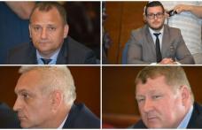 Consilierii județeni și-au primit mandatele! Patru dorohoieni fac parte din noul Consiliu Județean! - FOTO