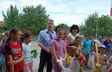 PSD Botoșani : 1 Iunie sărbătorit la Hăneşti