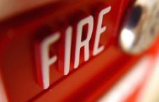 Două incendii în mai puţin de un minut