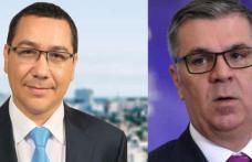 """Ponta, anunț decisiv pentru Zgonea: """"De luni, funcția de președinte al Camerei Deputaților este vacantă"""""""