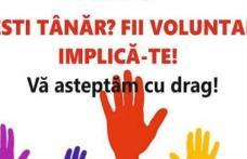 """Fii voluntar pentru copii - Voluntar pentru copiii noștri Centrul de zi """"Jurjac"""" Dorohoi"""