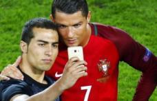 Amendă de la UEFA după selfie-ul făcut de Ronaldo cu un suporter. Motivul...