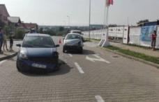 Accident grav la Botoșani! Trei persoane au ajuns la spital, unei gravide i s-a rupt apa - FOTO