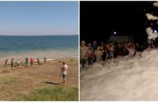 Surpriză plăcută! Astăzi se deschide plaja şi zona de agrement de la Stânca – Costeşti
