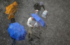 Meteorologii au emis o atenționare COD GALBEN de instabilitate atmosferică accentuată