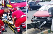 Șapte persoane aflate pe trotuar spulberate de o șoferiță începătoare din Botoșani
