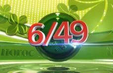 Numerele extrase duminică la Loto 6 din 49