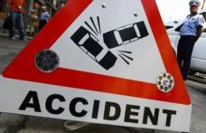Accident cu două victime, la ieșirea din localitate