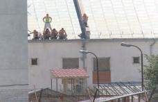 Deţinuţii de la Penitenciarul Botoşani continuă protestele