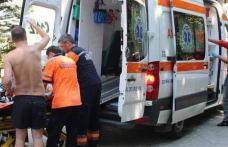 Angajat al Urban Serv Botoşani transportat la spital după ce şi-a pierdut cunoştinţa şi s-a lovit la cap