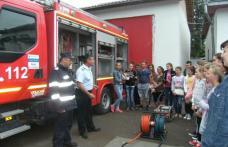 O nouă serie de elevi a absolvit cursurile Şcolii de vară în domeniul situaţiilor de urgenţă - FOTO