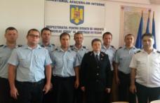 30 de pompieri botoşăneni avansaţi în grad - FOTO