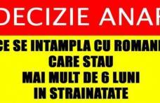 Decizie ANAF. Ce trebuie să facă românii care stau mai mult de 6 luni în străinătate