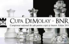 Campionatul National de Sah pentru copii si tineret Cupa DeMolay-BNR 2011