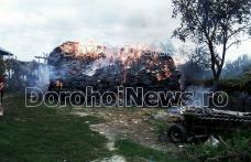 Focul de la Suharău a fost provocat în mod intenționat