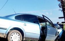 ACCIDENT GRAV! Tânăr de 27 de ani în comă, după ce a intrat cu mașina într-un stâlp de iluminat public!