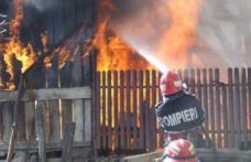 Şase incendii în ultimele 24 de ore în județul Botoșani