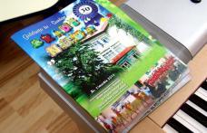 Lumea copilăriei într-o revistă : Grădinița nr.9 Dorohoi