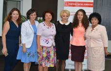 Doamnele social-democrate botoşănene prezente la Şcoala Politică de Vară a OFSD - FOTO