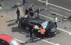 Putin e în stare de şoc. Maşina prezidenţială s-a făcut pulbere, iar şoferul a murit pe loc. Norocul care l-a ajutat pe liderul de la Kremlin să rămân