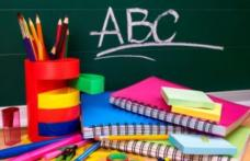 Rechizitele de clasa întâi, de 6 ori mai scumpe decât alocaţia copilului