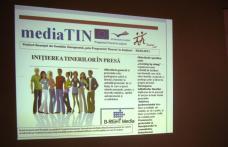 Tineri iniţiaţi în jurnalism cu fonduri europene