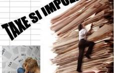 Mii de botoşăneni puşi să plătească impozite nejustificat