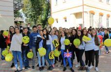 """Sărbătoarea limbilor europene la Colegiul Național """"Grigore Ghica"""", Dorohoi - FOTO"""