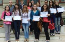 O nouă serie de absolvenţi ai Cursului de Eurojurnalism Multimedia