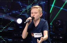 Dorohoianul Duțu, a intrat la limită... de vârstă, dar și-a pierdut buletinul la X Factor - VIDEO