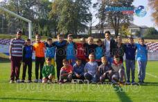Fotbalul continuă la Dorohoi! Două grupe de copii joacă în campionatele Juniori D și Juniori E - FOTO