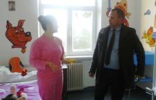 Vizită inopinată la unităţile spitaliceşti din Botoșani - FOTO
