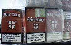 Mii de țigarete confiscate de polițiștii botoșaneni