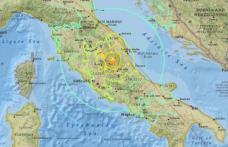 Cutremur de 5,4 în Italia, miercuri seara, în aceeaşi regiune în care s-a produs cel din august